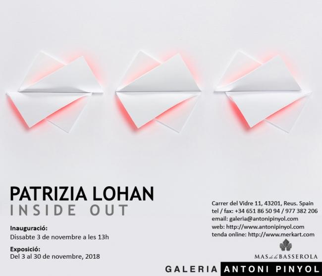 Patrizia Lohan. Inside Out