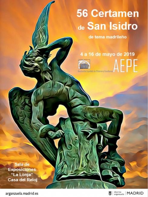 Cartel de 56 San Isidro
