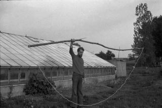 René Heyvaert — Cortesía del CGAC