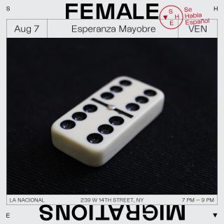 FEMALE MIGRATIONS ESPERANZA MAYOBRE