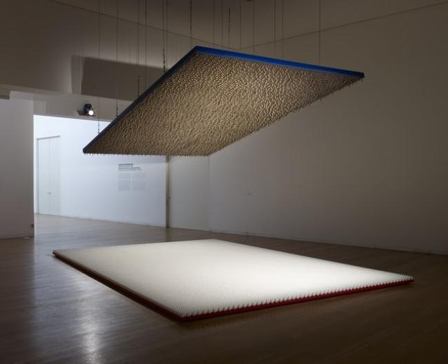 Cildo Meireles, Amerikkka, 1991/2013. Artist's collection. Photo: Galerie Lelong — Cortesía del Servico Social do Comercio - Sesc