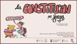 La Constitución por Forges — Cortesía de la Biblioteca Nacional de España