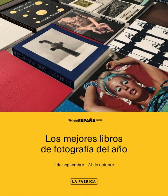 Los mejores libros de fotografía del año — Cortesía de PHotoEspaña