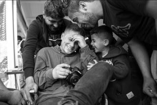 Samuel Nacar, Ganador de la II Beca Joana Biarnés para Jónenes Fotoperiodistas — Cortesía de la Fundación Photographic Social Vision