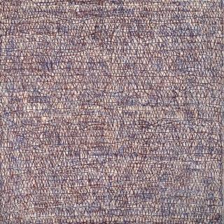 """Sergi Barnils, """"Reconegueu el seu poder en els núvols"""", 2008. Mixta s/tela, 150 x 150 cm. — Cortesía de la Galeria Atelier"""