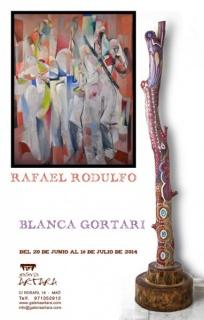 Rafael Rodulfo y Blanca Gortari