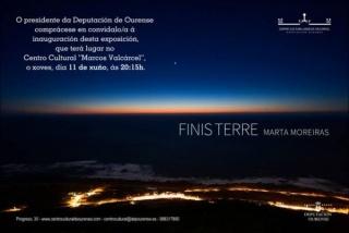 Marta Moreiras, Finis Terre