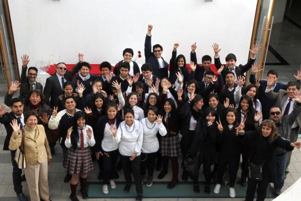 Estudiantes seleccionados