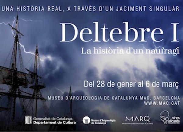 Deltebre I. La història d´un naufragi