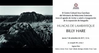 Billy Hare. Huacas de Lambayeque