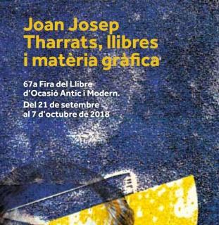 Joan Josep Tharrats, llibres i matèria gràfica