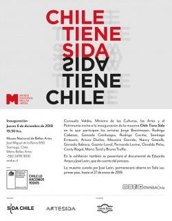 Chile tiene SIDA. Imagen cortesía Madhaus