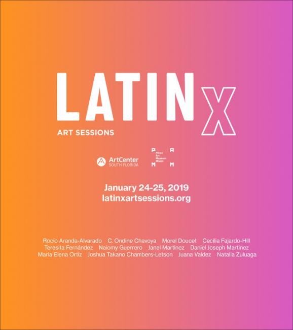 Latinx Art Sessions