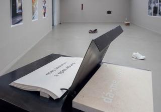 Foto: Vista parcial da exposição. Créditos: João Neves
