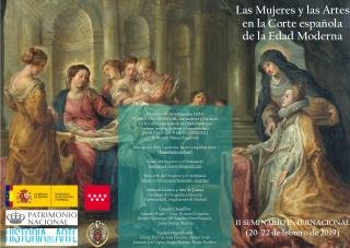 II Seminario Internacional «Las Mujeres y las Artes en la Corte española de la Edad Moderna»