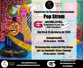 Exposición Concurso Pop Stram CETRES