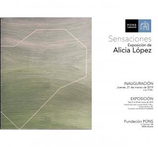 Alicia Pons. Sensaciones