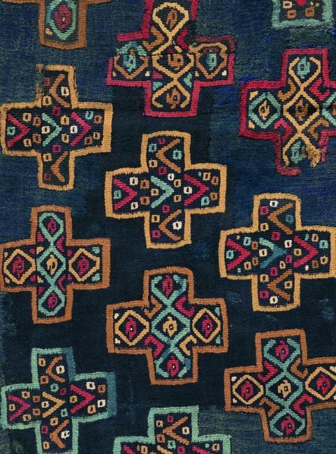 Acervo em transformação: comodato MASP Landmann. Têxteis pré-colombianos