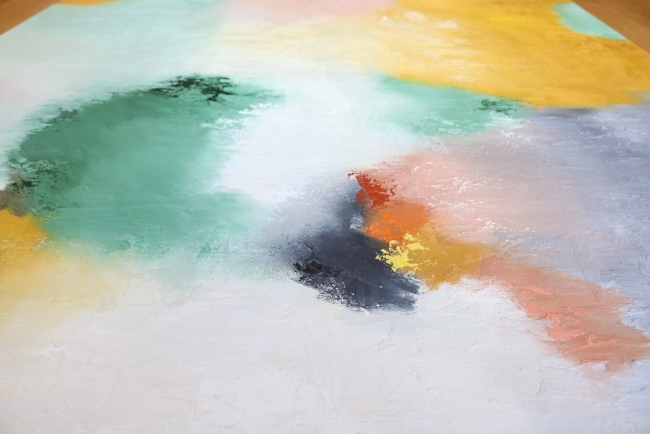 María Miralles. Lo invisible — Cortesía de Nagare art projects