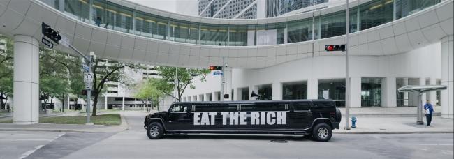 DEMOCRACIA, ORDER Act I. Eat the rich – Kill the poor, ADN Galeria, 2019