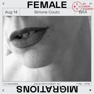 Female Migrations Simone Couto