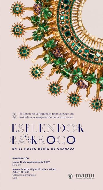 Esplendor Barroco en el Nuevo Reino de Granada