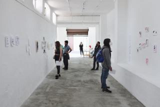 [Open Studio - La Casa en el Aire] — Cortesía de No Lugar - Arte Contemporáneo