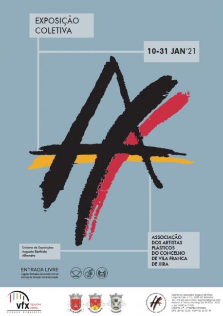 Exposição Coletiva da Associação de Artistas Plásticos do Concelho de Vila Franca de Xira