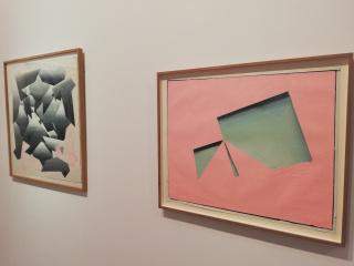 Fernando Clemente. Persuasive Painting. Vista de la exposición — Cortesía del Instituto de la Cultura y las Artes de Sevilla (ICAS)