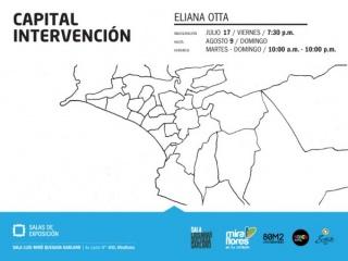 Eliana Otta, Capital Intervención