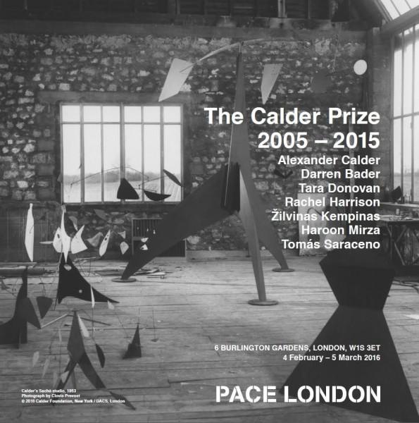 The Calder Prize 2005 - 2015