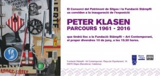 Peter Klasen, Parcours 1961-2016