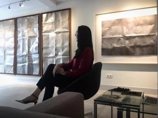 Marisol Salanova en Shiras Galería