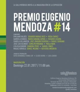Premio Eugenio Mendoza #14