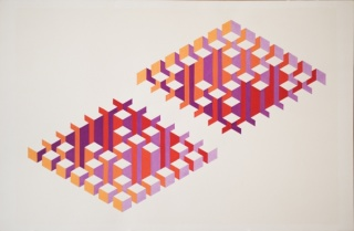 43x65 guache on paper 1979 monika buch