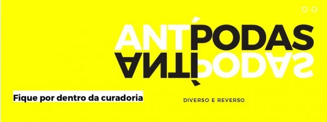 Cartel de Bienal de Curitiba 2017. Cortesía del Ministerio de Cultura de Brasil