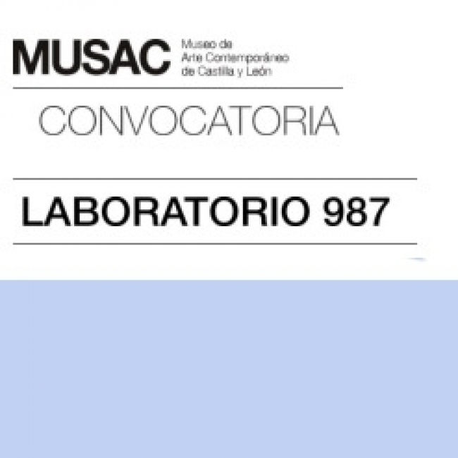 CONVOCATORIA LABORATORIO 987
