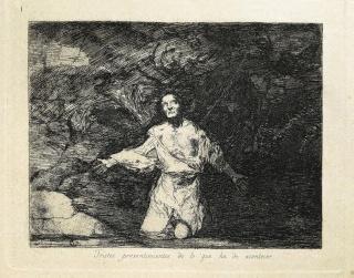 Francisco de Goya, Los desastres de la guerra – Cortesía de la Obra Social de Ibercaja