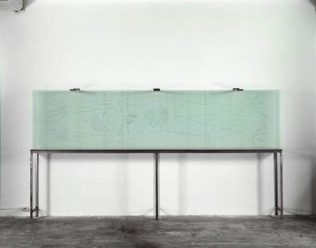 Jaume Plensa, Continents I, 2000 – Cortesía del Museu d'Art Contemporani de Barcelona (MACBA)