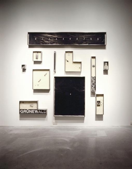 Jaume Plensa, Grünewald, 1996 – Cortesía del Museu d'Art Contemporani de Barcelona (MACBA)