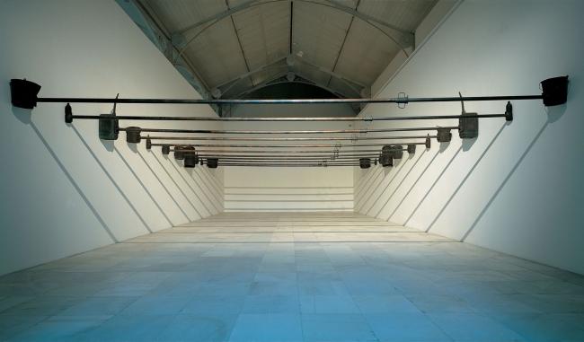 Jaume Plensa, Memoires Jumelles, 1992 – Cortesía del Museu d'Art Contemporani de Barcelona (MACBA)