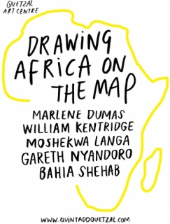 Drawing Africa on The Map