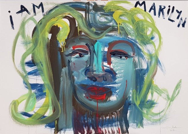 I am Marilyn