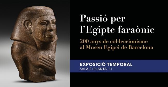 Passió per l'Egipte fraònic