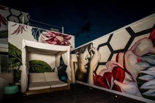 Hotel NYX Madrid - Lula Goce ©Marc Sanchez, fotovisuals.com — Cortesía de Urvanity Projects