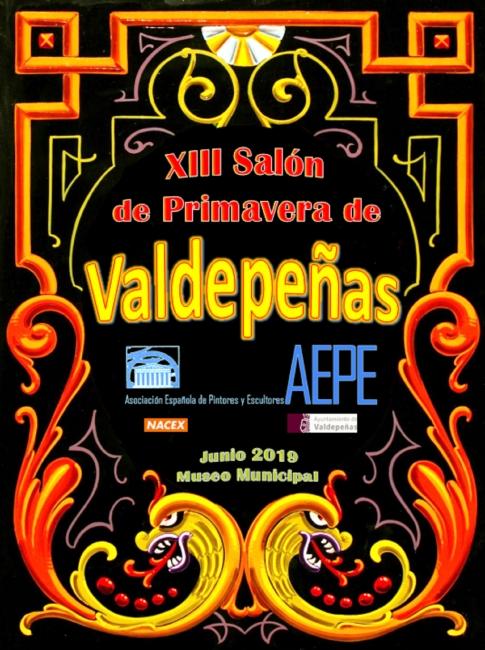 Cartel XIII Valdepeñas