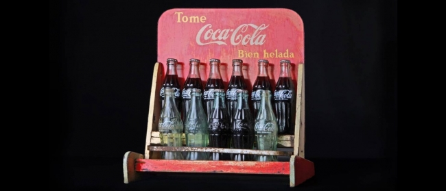 Coca-Cola. Objeto de deseo