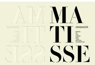 Matisse. Grabador