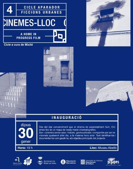"""Capítol 4 """"Cinemes-lloc"""""""