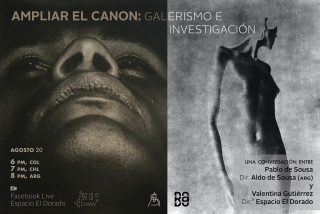 Ampliar el canon: galerismo e investigación